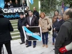 01/12/2013 Manifestación Nunca Máis (A Mariña)