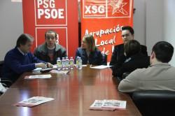 Docasar e Burgo acusan ao PP de atacar aos estudantes cos seus recortes das bolsas e converter o ensino nun privilexio