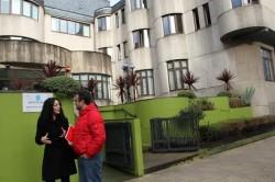 Rolda de prensa Ana Abelleira e Carlos Ferreiro