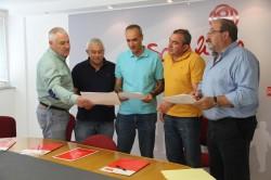 Os alcaldes solicitan por escrito unha entrevista con Feijóo  para coñecer os motivos polos que a Xunta mantén bloqueado  o pagamento dos GES dende 2013