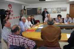 Santín anuncia mobilizacións en diferentes Concellos en defensa dos partidos xudiciais e os Alcaldes afectados pedirán unha entrevista cos Presidentes dos Gobernos da Xunta e do Goberno e Gallardón