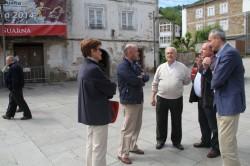 Os socialistas denuncian a situación de indefensión dos pensionistas ante os continuos recortes do Goberno do PP