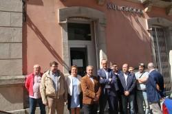 O PSOE rexeita en Monforte a supresión do partido xudicial