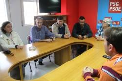 O PSOE insta á Xunta a cumprir as súas promesas de ampliación do Hospital da Costa