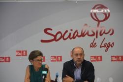 Varela e Herraiz denuncian que as políticas fiscais do Goberno están deseñadas para beneficiar ás rendas altas, pois o 60 % da redución do IRPF tan só beneficia a 16.000 contribuíntes da provincia