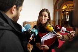Pilar García Porto presenta o informe do Consello de Contas que cuestiona claramente a política de persoal do Concello de Antas