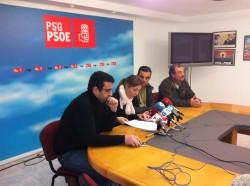 """O PSOE de Antas denuncia """"o pucheirazo"""" cometido polo Alcalde, creando dúas prazas coas que el e a súa dona poderán ser funcionarios do Concello"""