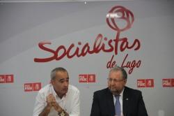Rolda de prensa de González Santín e Orozco sobre a reforma da Lei electoral