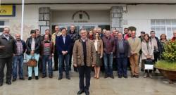 Foto Alcalde Pedrafita apoiado polo PSdeG
