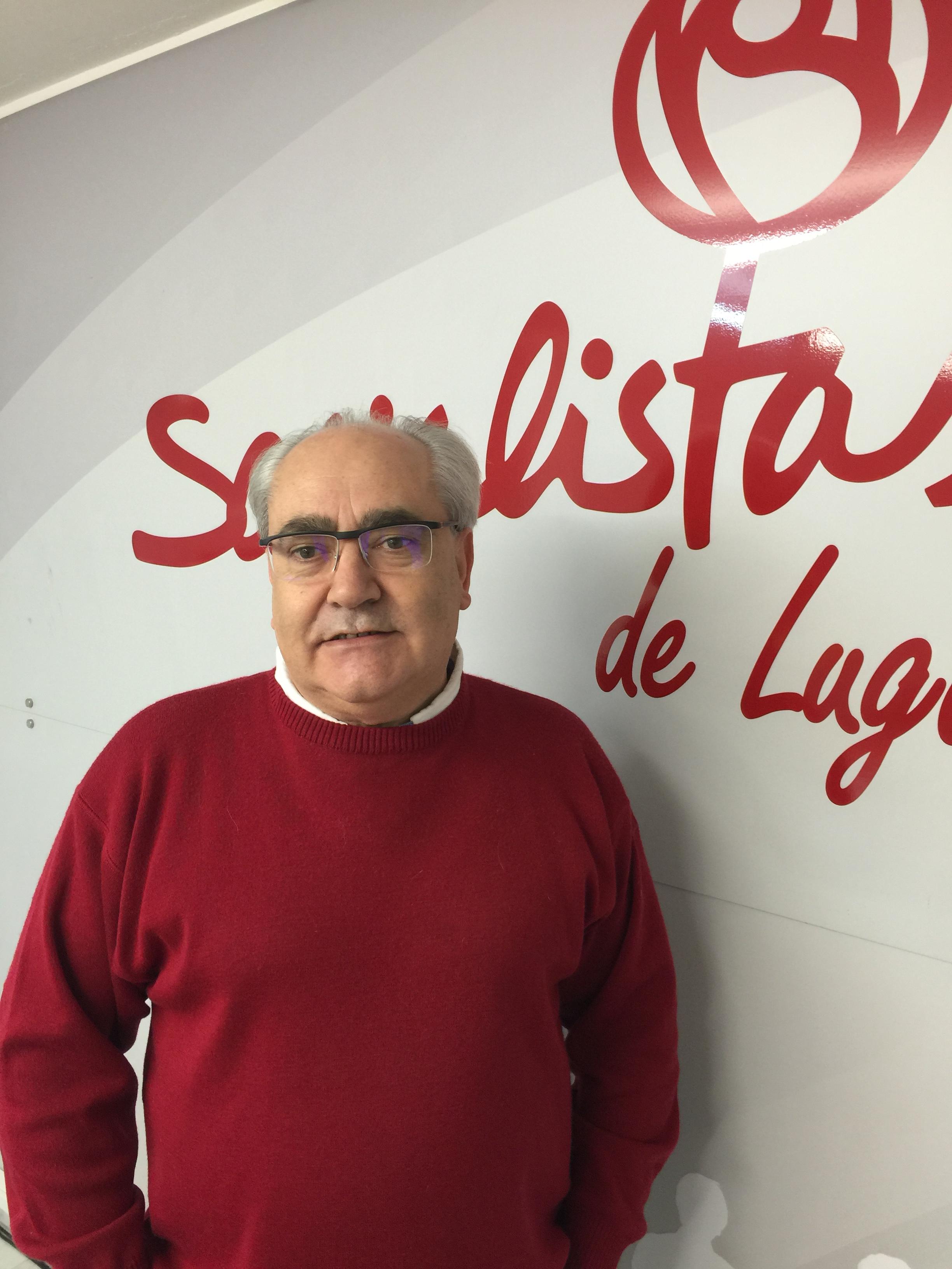 Luis Ángel Lago Lage