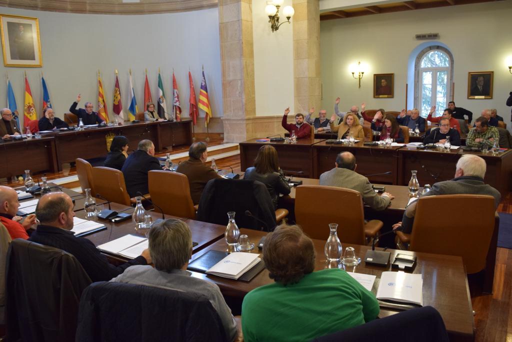 Pleno da Deputación de Lugo